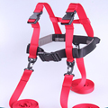 sport ski trainer harness with nylon extended leash tape-for children