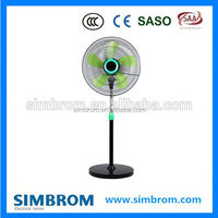 Home Appliance Electric Stand Fan Crown