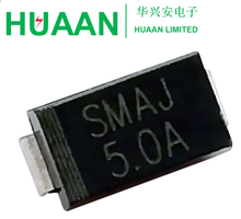 SMAJ160CA, SMAJ160A ,400W DO-214AC TRANCIL Voltage suppressor diode