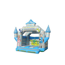 Hot selling PVC inflatable bouncer / inflatable bounce house / bouncy castle F1057