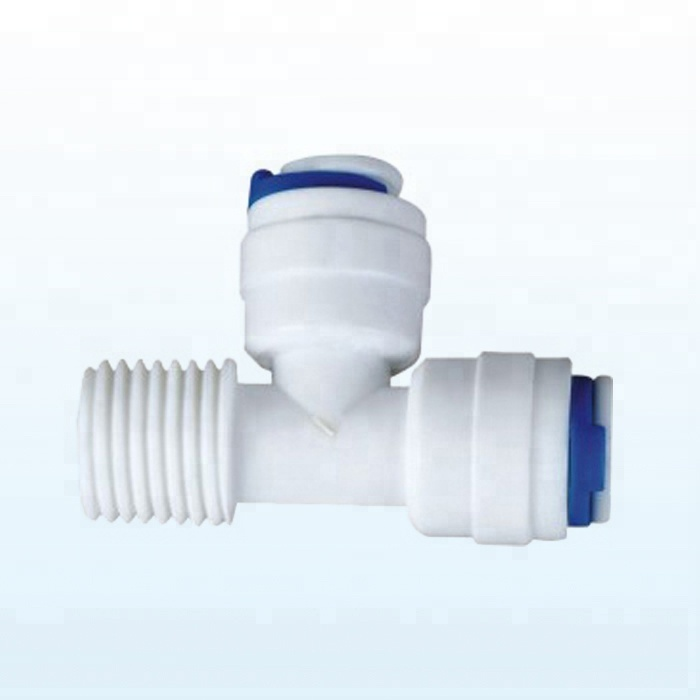 Plastic Water Purifier Push In <strong>Fitting</strong>