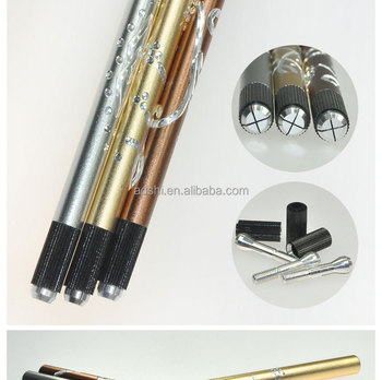Permanent makeup Cosmetic misty eyebrow tattoo machine Microblading pen disposable tattoo pen
