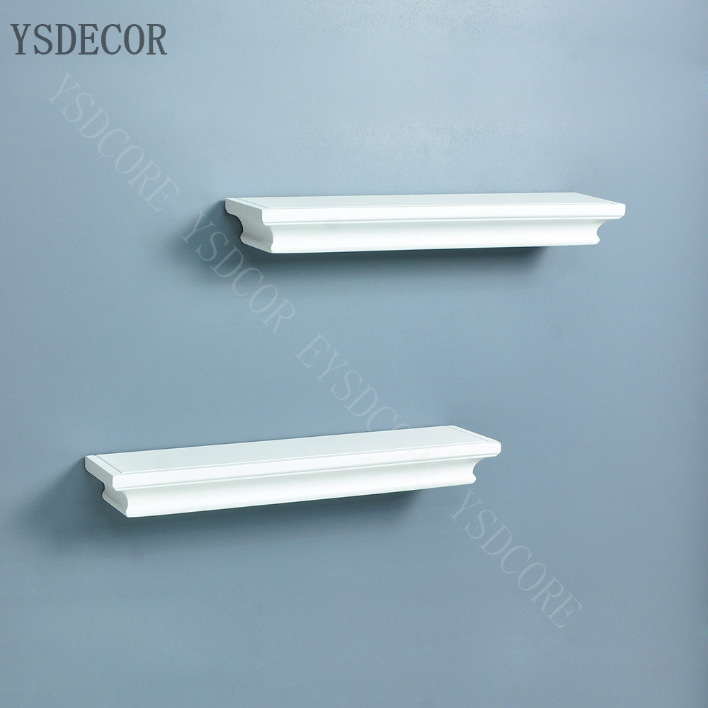 clear plastic chinese decorative wall shelf for home