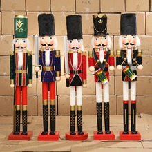 Wooden Nutcracker Solider Decoration