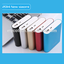 best selling christmas gifts 2014 Power Bank Brand Xiaomi 10400mah
