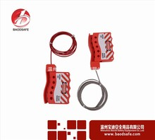 good safety lockout tagout lock latch solenoid
