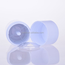 50ml plastic round clear eco friendly deodorant containers for sale