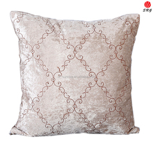 christmas bed decoration ivory chenille embroidered rattan sofa cushion covers traditional plastic sofa cushion covers