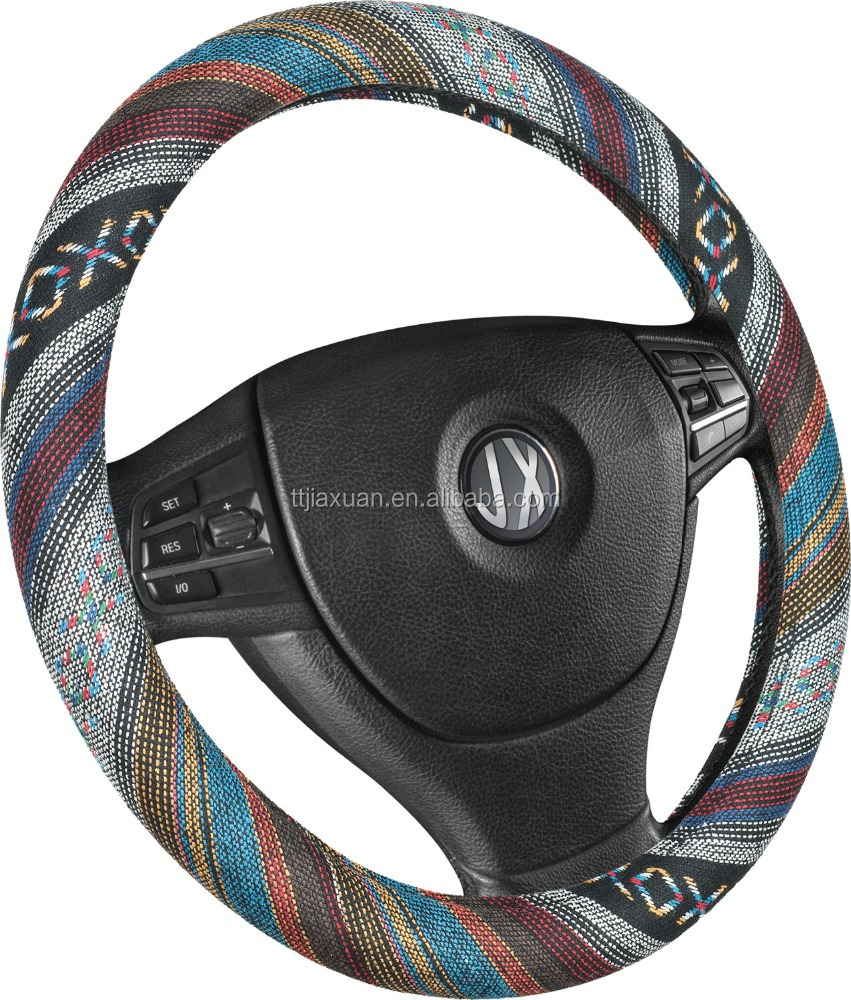 Velvet Car Steering Wheel Cover High Quality Universal Fashion Steering Wheel Cover