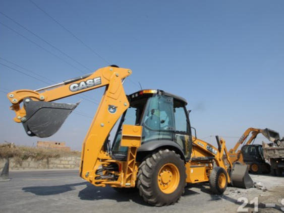 XCMG Mini Small Tractor Backhoe Loader Price