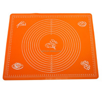 High quanlity Pastry Mat Silicone Baking Mat with Measurements