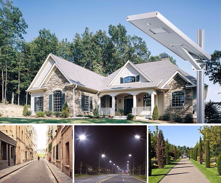 Top selling manufacturers price integrated housing solar led street light