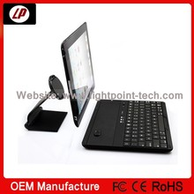 2014 best selling products ! wholesale mini bluetooth keyboard wireless keyboard for ipad 2/3/4 with 360 degree rotation