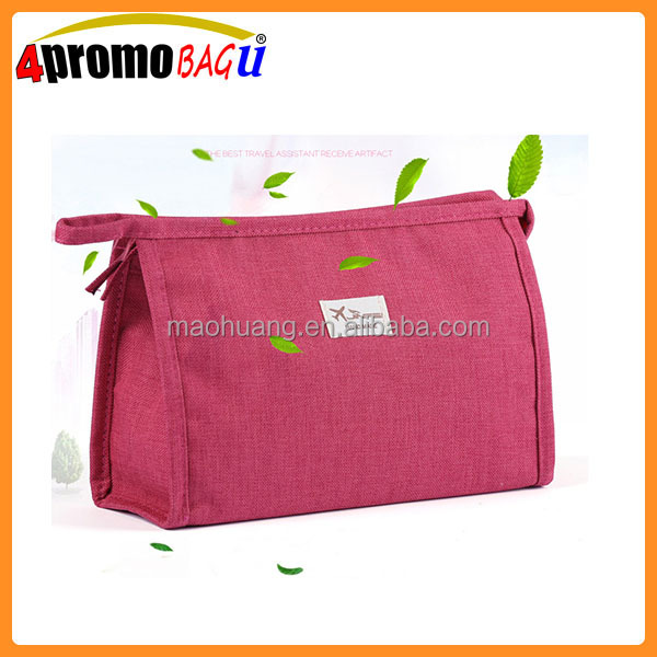 Personalized cosmestic bags Fold up cosmetic bags Bags for cosmetics