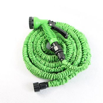Garden Hose Manufacturer China Plastic Garden Hose Male American Thread Connector With Valve
