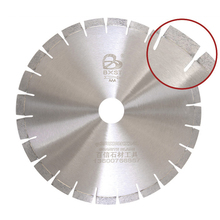 China Supplier pcd diamond circular saw blade for granite cutting with high quality