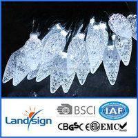 XLTD-114 Hot Sale china supplier Cixi factory christmas light set solar christmas led lights
