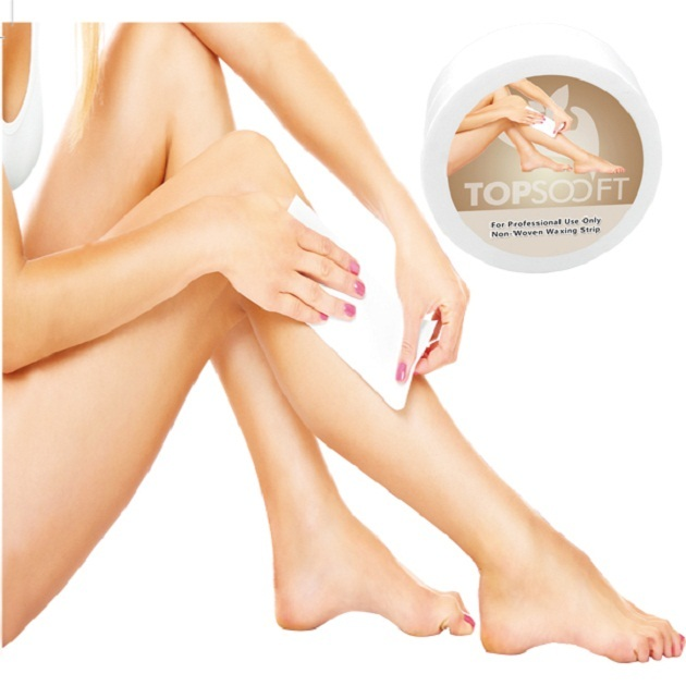 Depilation Wax Paper Depilatory Paper Wax Strips For Home Salon Use