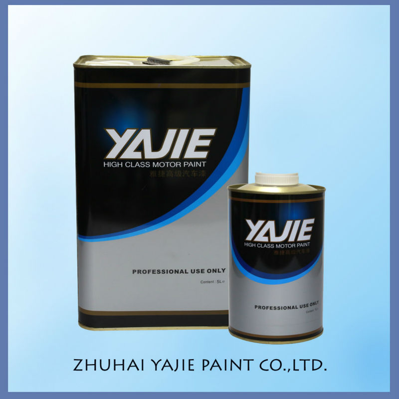 Slow Drying Paint Solvent Thinner Car Paint Designed For YJ Primer And Topcoat