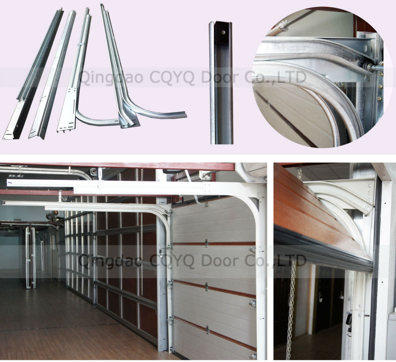 Automatic Sectional Double Track Garage Doors Buy