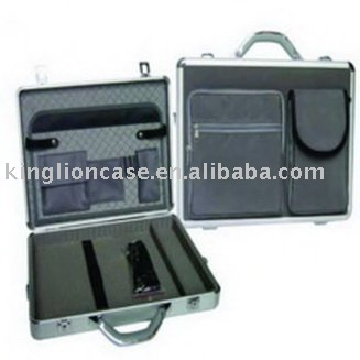 aluminum laptop carry case