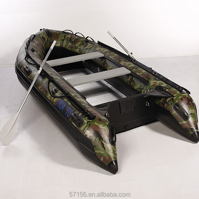 Chinese inflatable speed boat, inflatable fishing boat, inflatable military patrol boat for sale