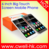 Wholesale Star K700 6 Inch oem smartphone with Metal Frame and Dual SIM Card