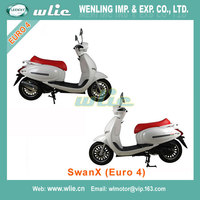 2018 New 50cc scooter price motorcycle hybrid SwanX 50cc/125cc (Euro 4)