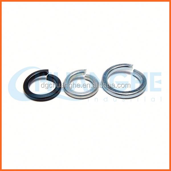 Factory price aluminum car conical spring washer