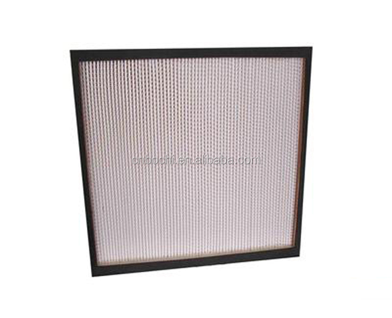 Firm Structure Mini-Pleat High Efficiency Universal Air Filter