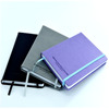 High Quality PU Notebook With Elastic Strap