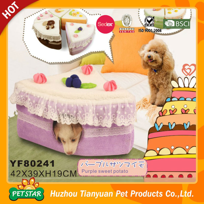 Pet Accessories Manufacturers Cute Warm Bed For Dog