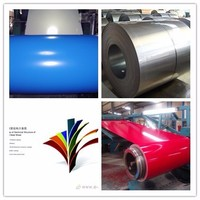 PPGI galvanized steel color coil for roofing pre painted roofing sheet
