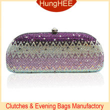 IF-CE1955 Luxury Wholesale Fashion Bling Bling Crystal Evening Bags UK