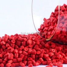 low price red color masterbatch red for supermarket bag use