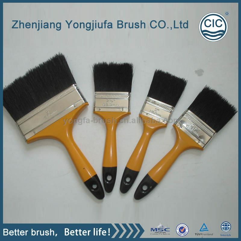 New design oil paint brush sizes with low price