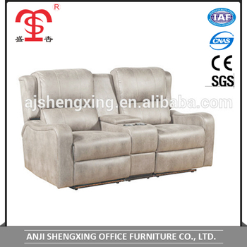 Intelligent power recliner sofa furniture SX-8136-2