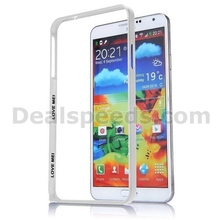 LOVE MEI 0.7 Ultra-Thin Metal Bumper Hard Cases for Samsung Galaxy Note 3 N9000 N9002 N9005