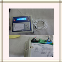 temperature data logger for car tracking system