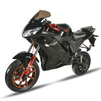 2016 New 1000W Electric Sports Motorcycle