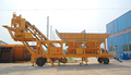 small mobile ready mixed concrete batching plant with lower price
