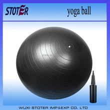 Wholesale Eco-friendly Anti-burst PVC Gym Exercise Fitness Yoga Ball