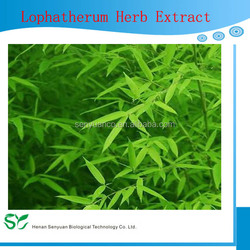 Manufacturer Supplier Herbal Extract Bamboo Leaf Extract Common Lophatherum Herb extract
