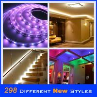Shenzhen 5050 smd 60 led/m 5630 600 smd rgb led strip