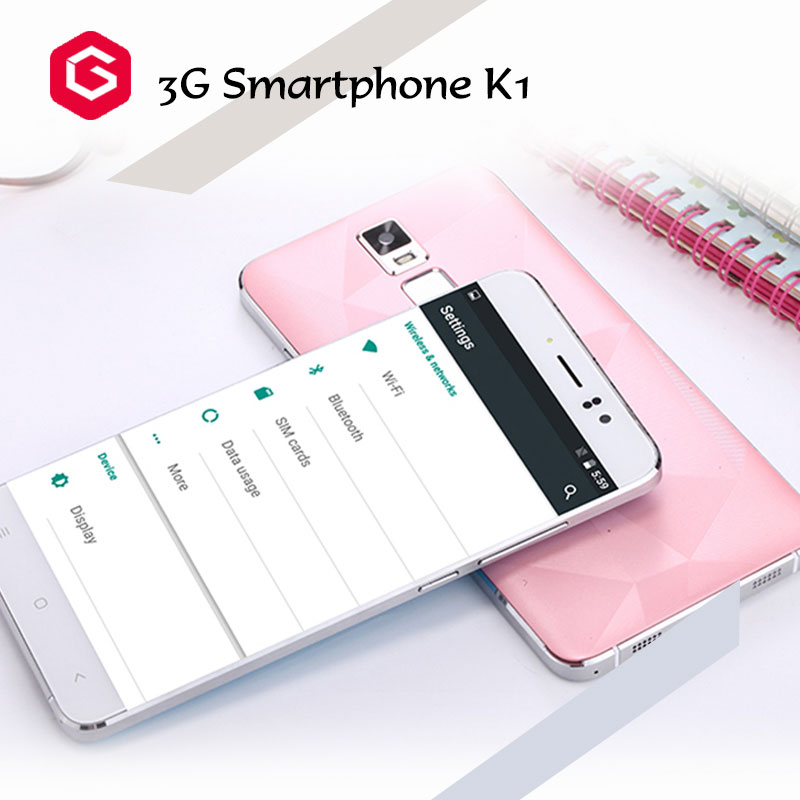 K1 Factory Supplier smartphone 3G phone with your logos