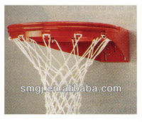 double-rim basketball goal