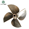 Four-leaf propeller bronze propeller for sale