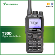 TS-D8800R DMR 5W digital scanner radio with sms text messages function