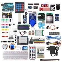K02 Luxury Electronic Robot Project Set UNO R3 Arduino Starter Kit