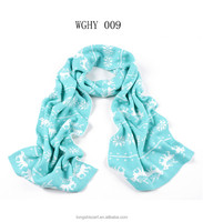 dresses of party for girls of 12 years WGHY-009 for women acrylic scarf fashion scarves supplier alibaba china